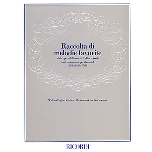 Favorite Opera Melodies