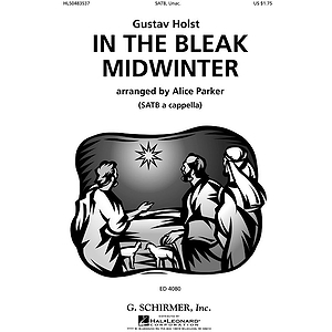 In Bleak Midwinter