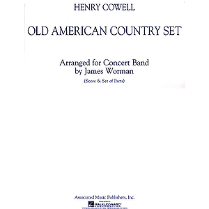 Old American Country Set