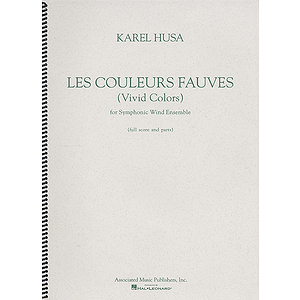 Les Couleurs Fauves (Vivid Colors)