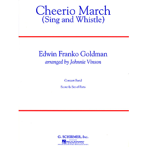 Cheerio March (Sing and Whistle)