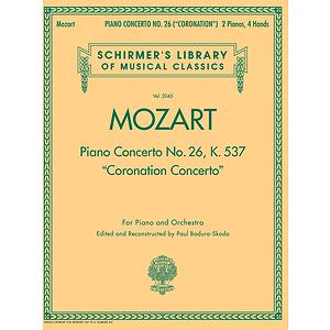 Piano Concerto No. 26, K. 537 (Coronation Concerto)