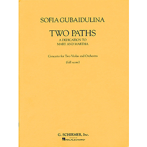 Two Paths - Concerto for Two Violas and Orchestra