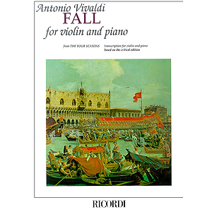 Concerto in F Major L&#039;autunno (Autumn) from The Four Seasons RV293, Op.8 No.3