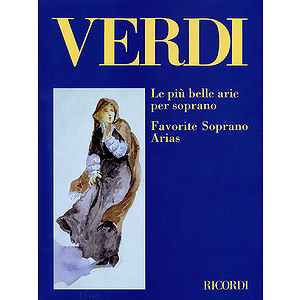 Favorite Soprano Arias