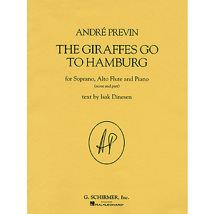 The Giraffes Go to Hamburg