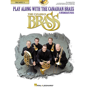 Play Along with The Canadian Brass - Trumpet