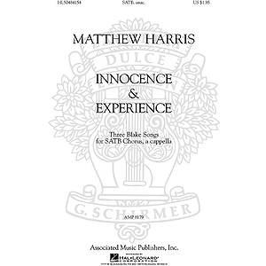 Matthew Harris - Innocence &amp; Experience