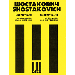 String Quartet No. 10, Op. 118