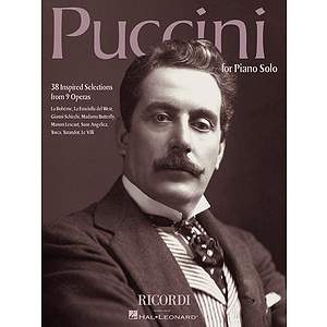 Puccini for Piano Solo