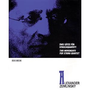 Alexander Zemlinsky - Two Movements for String Quartet