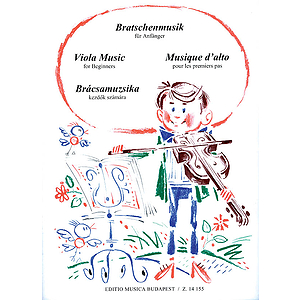 Viola Music for Beginners