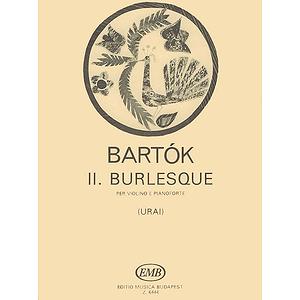 Burlesque No. 2, Op. 8c