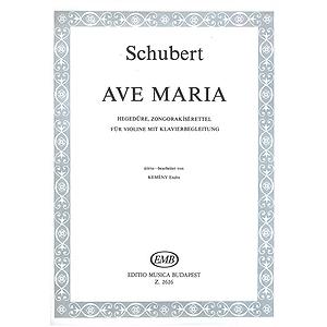 Ave Maria, Op. 52 No. 6