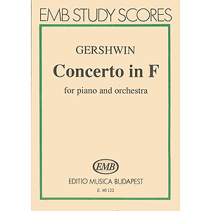 Concerto in F for Piano and Orchestra