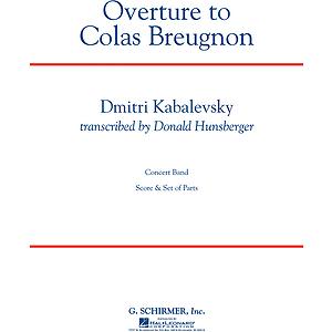 Overture to Colas Breugnon