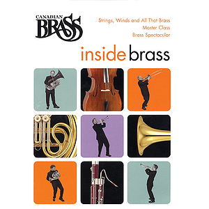 Canadian Brass - Inside Brass (DVD)