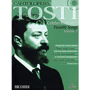 Cantolopera: Tosti - Favorite Songs, Volume 1