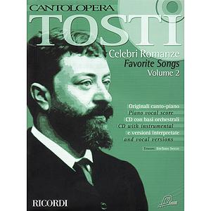 Cantolopera: Tosti - Favorite Songs, Volume 2