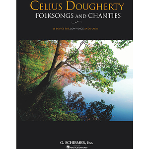 Celius Dougherty - Folksongs and Chanties