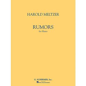 Harold Meltzer - Rumors