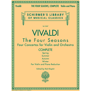 Antonio Vivaldi - The Four Seasons, Complete