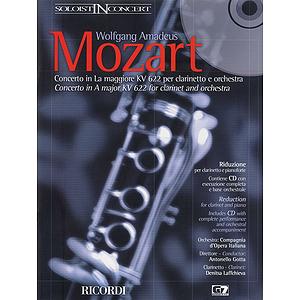 Concerto in A Major, K. 622