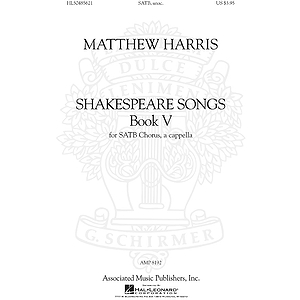 Shakespeare Songs, Book V