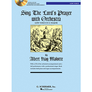 Sing the Lord's Prayer with Orchestra