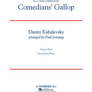 Comedians' Gallop