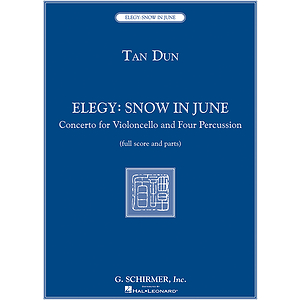 Elegy: Snow in June