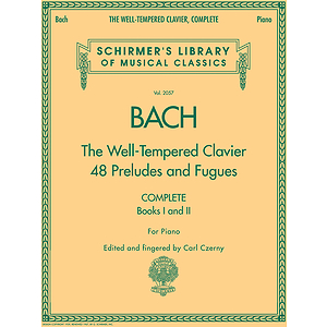 The Well-Tempered Clavier, Complete