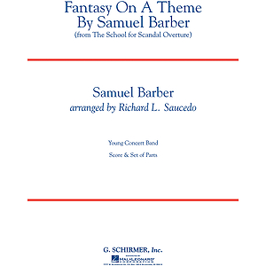 Fantasy on a Theme by Samuel Barber