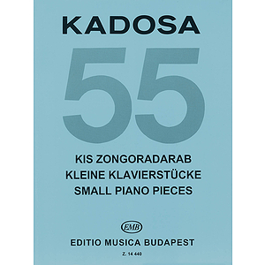 55 Small Piano Pieces