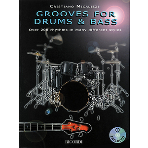 Grooves for Drums & Bass