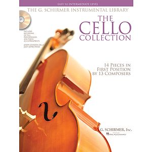The Cello Collection - Easy to Intermediate Level