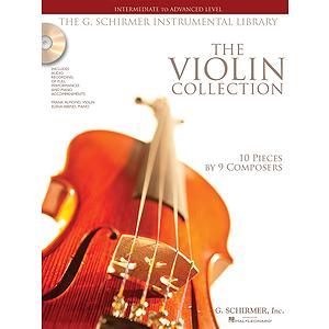 The Violin Collection - Intermediate to Advanced Level