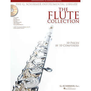 The Flute Collection - Intermediate to Advanced Level