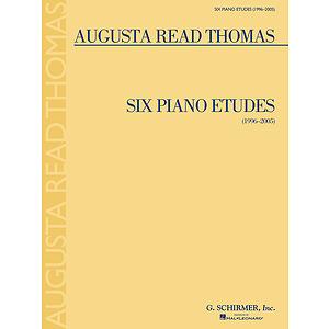 6 Piano Etudes (1996-2005)