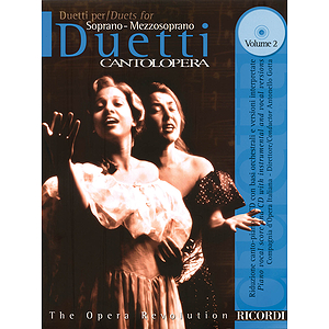 Duets for Soprano/Mezzosoprano - Volume 2