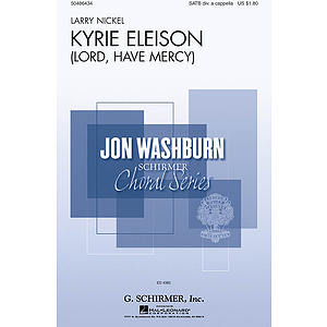Kyrie Eleison (Lord, Have Mercy)