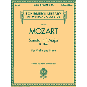 Sonata in F Major, K376