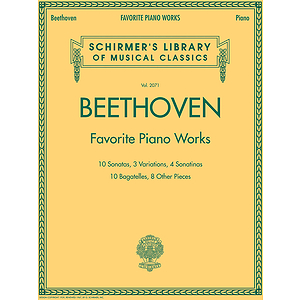 Beethoven - Favorite Piano Works