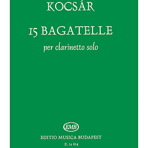 15 Bagatelle