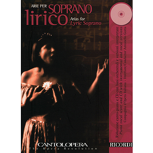 Arias for Lyric Soprano