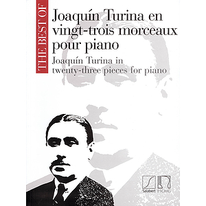 Joaquím Turina in 23 Pieces for Piano