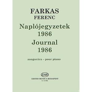 Journal 1986