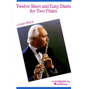 Twelve Short and Easy Duets