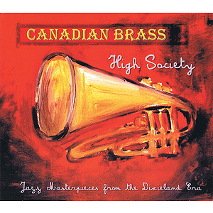 Canadian Brass - High Society CD