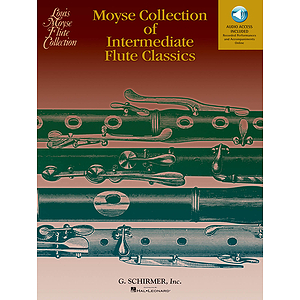 Moyse Collection of Intermediate Flute Classics